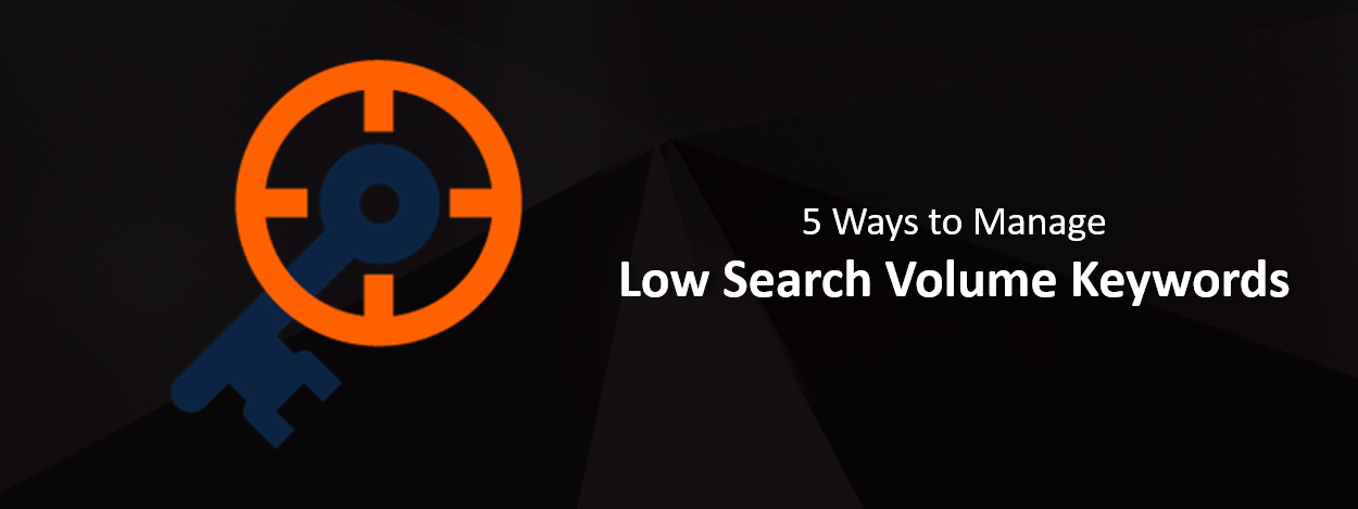 5 Ways to Manage Low Search Volume Keywords
