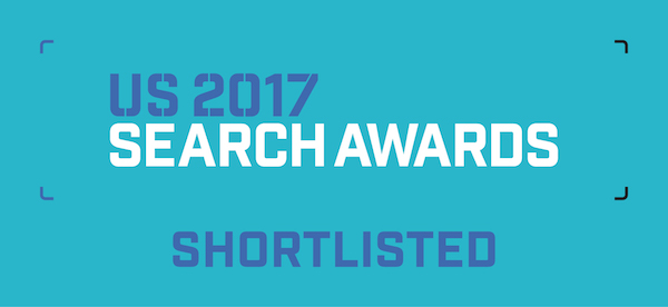 LXRGuide Shortlisted for US Search Awards 2017!