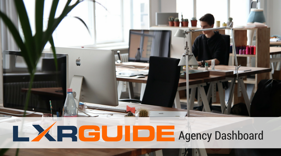 LXRGuide Agency model gets a facelift!