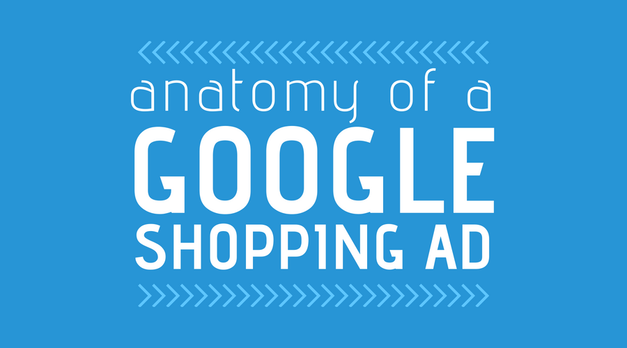 Anatomy of a Google Shopping Ad