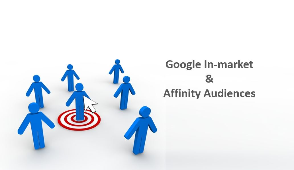 Google Interest Targeting – Affinity & In-market Audiences